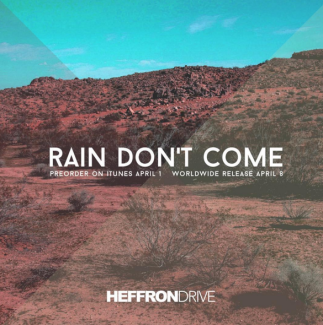 RainDontCome Album Artwork